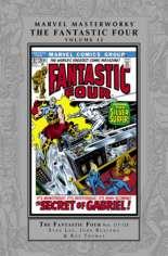 Marvel Masterworks: The Fantastic Four (2003-Present) #HC Vol 12 Variant A: Silver Dust Jacket