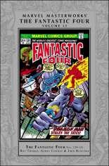 Marvel Masterworks: The Fantastic Four (2003-Present) #HC Vol 13 Variant A: Silver Dust Jacket