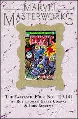 Marvel Masterworks: The Fantastic Four (2003-Present) #HC Vol 13 Variant B: Marble Dust Jacket; Marvel Masterworks Library Vol. 169