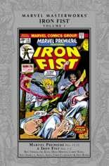 Marvel Masterworks: Iron Fist (2011-Present) #HC Vol 1 Variant A: Silver Dust Jacket