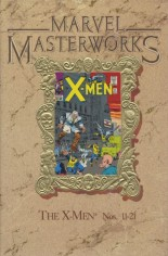 Marvel Masterworks: The X-Men (2003-2010) #HC Vol 2 Variant B: Marble Dust Jacket; Limited to 460 Copies; 2nd Edition; Also See: Marvel Masterworks (1987-2002) HC Vol 7