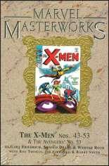 Marvel Masterworks: The X-Men (2003-2010) #HC Vol 5 Variant B: Marble Dust Jacket; Limited to 1489 Copies; Marvel Masterworks Library Vol. 48