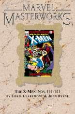 Marvel Masterworks: The Uncanny X-Men (2003-Present) #HC Vol 3 Variant D: 2nd Printing; Marble Dust Jacket; 2nd Edition; Also See: Marvel Masterworks (1987-2002) HC Vol 24