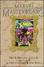 Marvel Masterworks: The Uncanny X-Men (2003-Present) #HC Vol 5 Variant B: Marble Dust Jacket; Limited to 1470 Copies; Marvel Masterworks Library Vol. 40