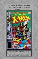 Marvel Masterworks: The Uncanny X-Men (2003-Present) #HC Vol 7 Variant A: Silver Dust Jacket