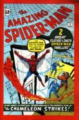 Amazing Spider-Man (1963-1998) #1 Variant D: Mini-Comic packaged w/ Start Collecting Comic Books