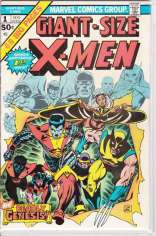 Giant-Size X-Men (1975-2005) #1 (1975) Shared by flyingvee21