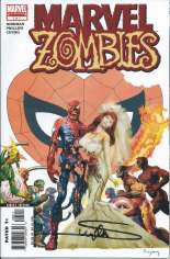 Marvel Zombies (2006) #5 (2006) Shared by manofbrass