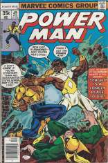 Power Man (1974-1978) #49 (1978) Shared by manofbrass