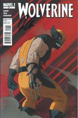 Wolverine (2010-2012) #5.1 (2011) Shared by manofbrass