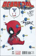 Deadpool (2012-2015) #1 (2013) Shared by manofbrass