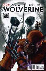 Death of Wolverine (2014) #1 (2014) Shared by manofbrass