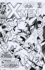 Uncanny X-Men (1963-2011) #33 (1967) Shared by coover81